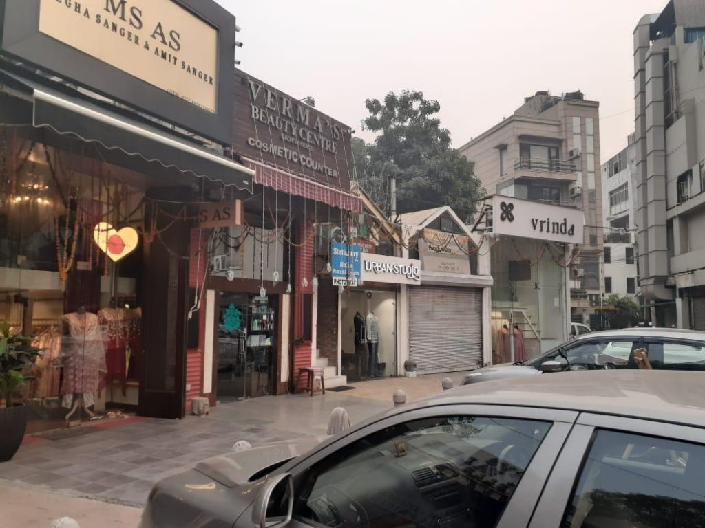 Prime Retail Space For Sale GK 1